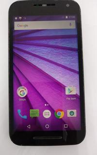 Motorola Moto G3 Xt1543 Preto Com Defeito S/ Garantia