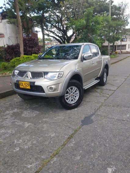 Mitsubishi L200 Sportero 2011 Lujo 2011
