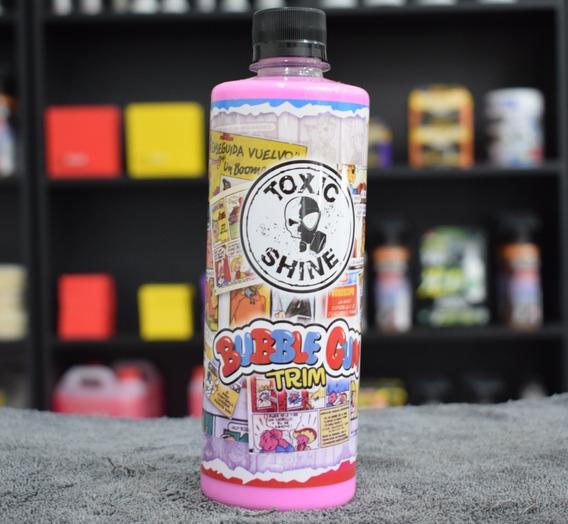 Toxic Shine Bubble Gum Trim Acondicionador De Interior