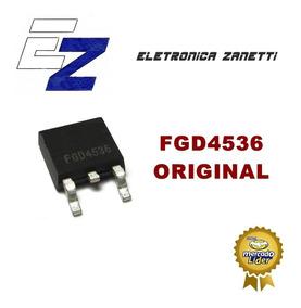 04 X Fgd4536 - Fgd 45 36 - Smd Original, Frete C.reg.r$10,00