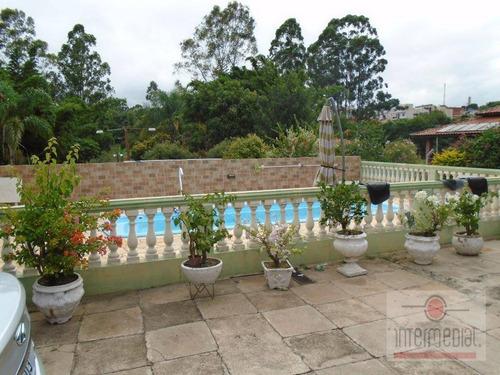 Chácara Residencial À Venda, Jardim São Paulo, Boituva. - Ch0457