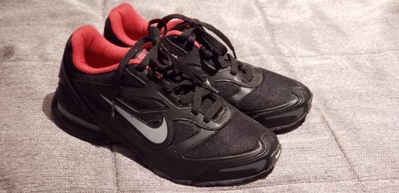 Zapatillas Nike Airmax Mujer Talle 38.5