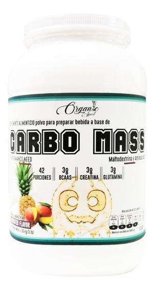 Proteina Organic Sport Carbo Mass 3 Libras