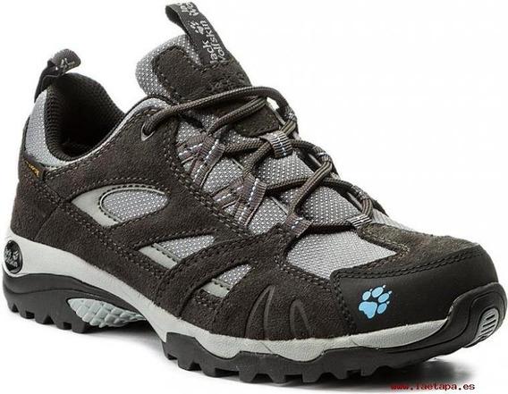 Zapatos Deportivos Para Dama Marca Jack Wolfskin 9