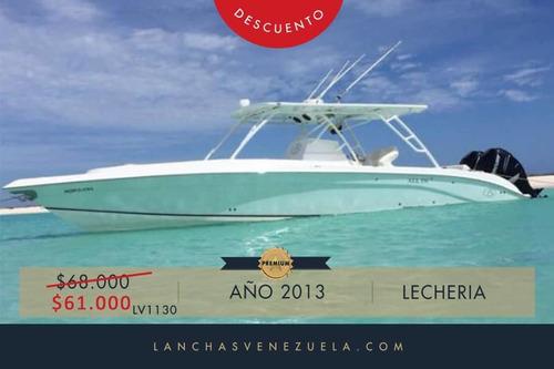 Lancha Barracuda Cuddy Cabin 36 Lv1130