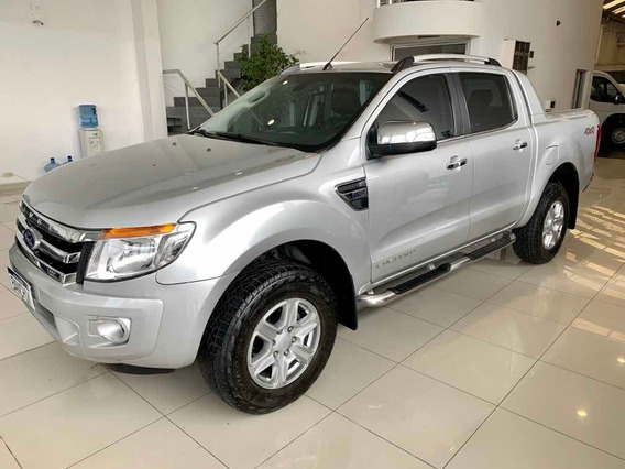 Ford Ranger 3.2 4x4 Limited Td 200cv At 2015 Toyota Banchik