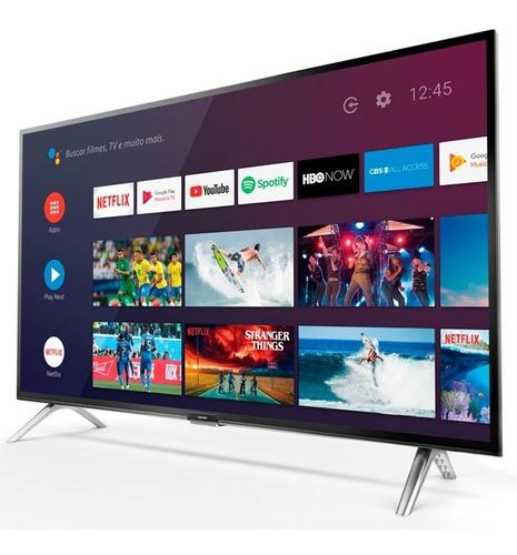 Imagem 1 de 5 de Smart Tv Hd Semp 32  32s5300 Wi-fi Bluetooth