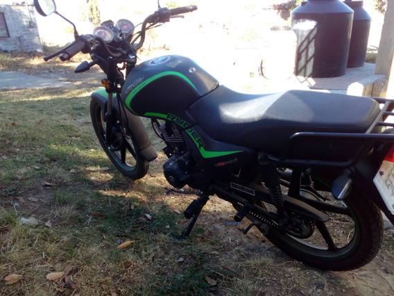 Vento Ryder 150cnegro Con Verde Semi Nueva Muy Cuidada No La