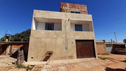 Casa Para Venda Em Ra Xiv São Sebastião, Bela Vista, 2 Dormitórios, 1 Suíte, 1 Banheiro, 1 Vaga - M0356_1-1679977