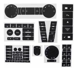 Kit De Reparación Stickers Para Botones Volkswagen Touareg