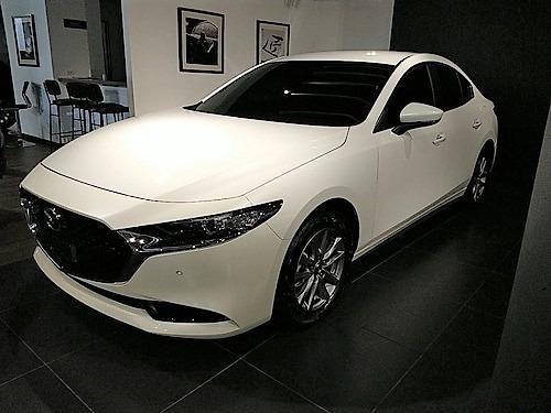 Mazda 3 Touring Tela 2022