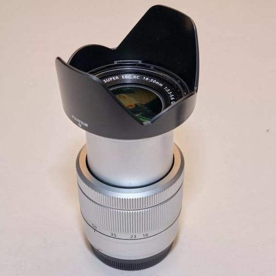 Lente Fuji Fujifilm Fujinon Xc 16-50mm - Aceito Propostas