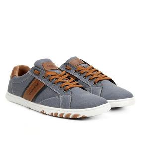 2931aba3a Sapatos Cavalera Masculino - Sapatos Azul claro no Mercado Livre Brasil