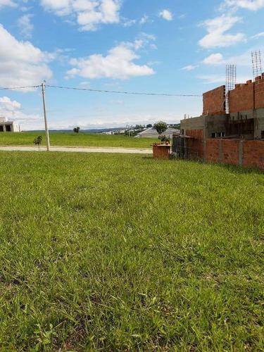 Imagem 1 de 13 de Terreno À Venda, 376 M² Por R$ 300.000 - Condomínio Cyrela Landscape - Votorantim/sp - Te4530