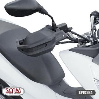 Protetor Mao Honda Pcx 150 2013 Ate 2018 Scam