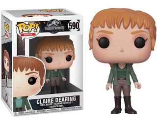 Funko Pop 590 Jurassic World 2 - Claire Dearing
