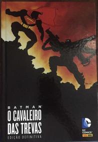 Gibi: Batman - O Cavaleiro Das Trevas - Edição Definitiva