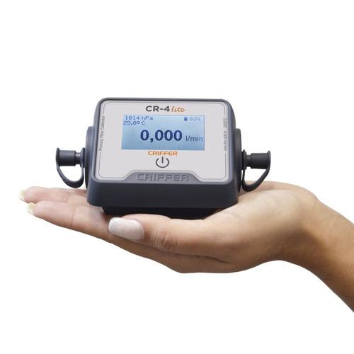 Imagen 1 de 3 de Calibrador De Flujo Criffer - Cr-4 - Flujo Digital