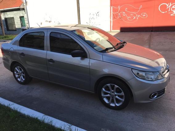 Volkswagen Voyage 2011 1.6 Confortline Plus Gnc 129.000 Km