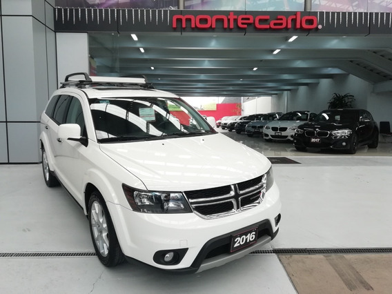 Dodge Journey Rt 2016 Blanco