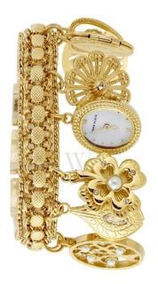 Relógio Anne Klein Pulseira Ladies