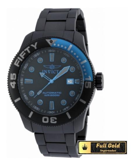 Relógio Invicta 20517 - Titânio - Automático - 100% Original