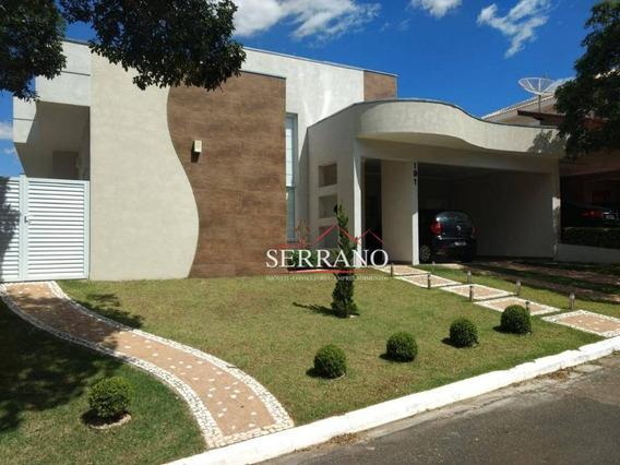 Casa Com 3 Dormitórios À Venda, 250 M² Por R$ 1.489.000,00 - Condomínio Villagio Capriccio - Louveira/sp - Ca0508