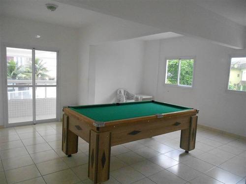 Imagem 1 de 11 de Apartamento - Venda - Mirim - Praia Grande - Cf1