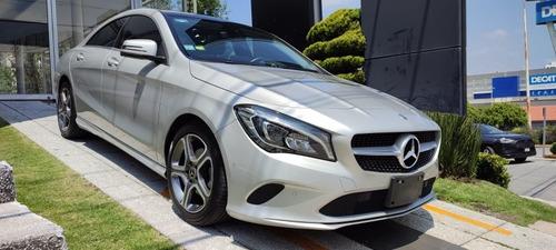 Imagen 1 de 15 de Mercedes-benz Clase Cla 2019 1.6 200 Cgi Sport At