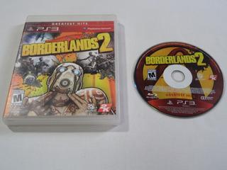 Borderlands 2 Ps3 Original
