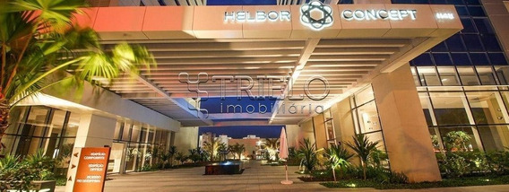 Linda Sala Comercial No Helbor Concept Offices - Mogi Shopping - V-2948