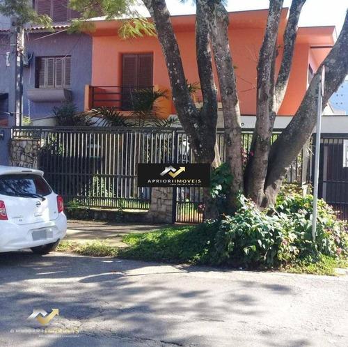 Imagem 1 de 30 de Sobrado Para Alugar, 210 M² Por R$ 4.900,00/mês - Jardim - Santo André/sp - So1203
