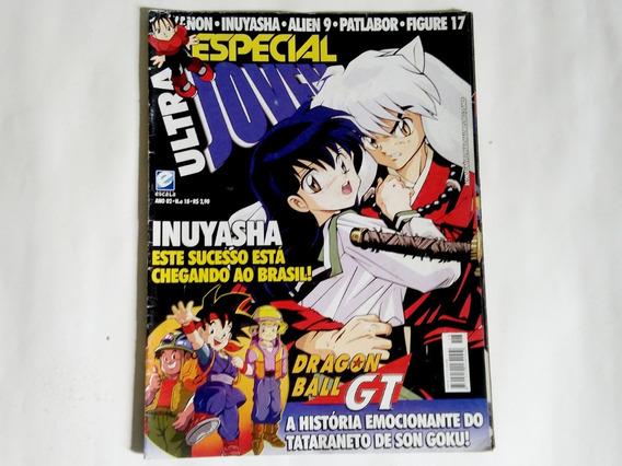 Revista Ultra Jovem Especial Dragon Ball Gt Inuyasha Alien 9