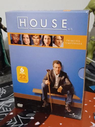Box House 1° Temporada