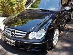 Mercedes Benz Clk 350 Elegance Coupé Aut Año 07