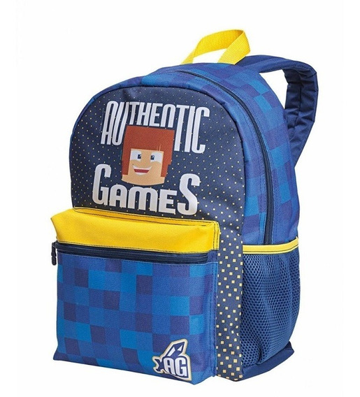 Mochila Authentic Games Original- Sestini