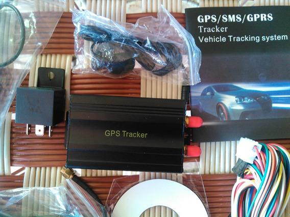 Gps Tracker Tk103 A, Gprs Sms En Tiempo Real