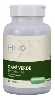 Café Verde Em Cápsulas Hnd (emagrecedor)