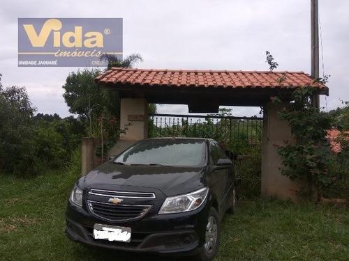 Chácara Em Jd. Das Acácias  -  São Roque - 210709
