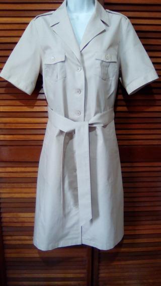 Vestido De Dama Camisero Brooks Brothers