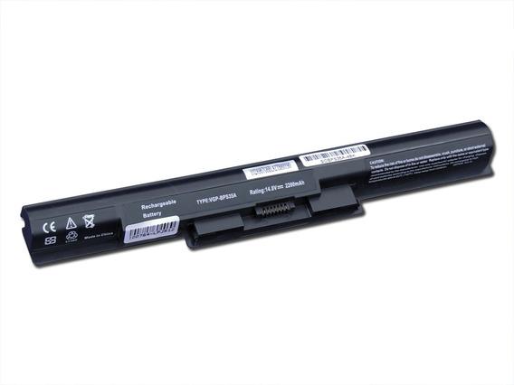Bateria Notebook - Códigos Vgp-bps35a - Preta