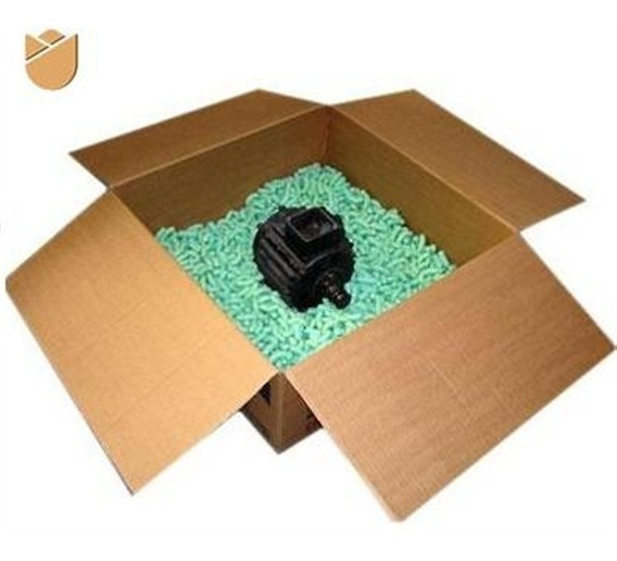 Pack De Isopor Preenchimento Caixas Protecao Envio 100 Litro