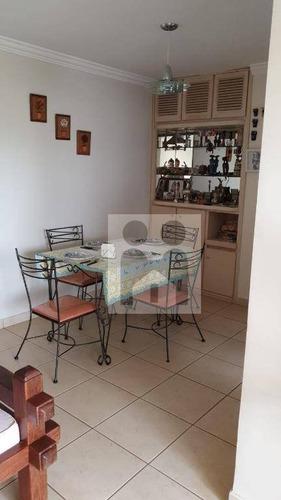 Apartamento Com 2 Dormitórios À Venda, 45 M² Por R$ 210.000 - Jardim Anhangüera - Ribeirão Preto/sp - Ap1359