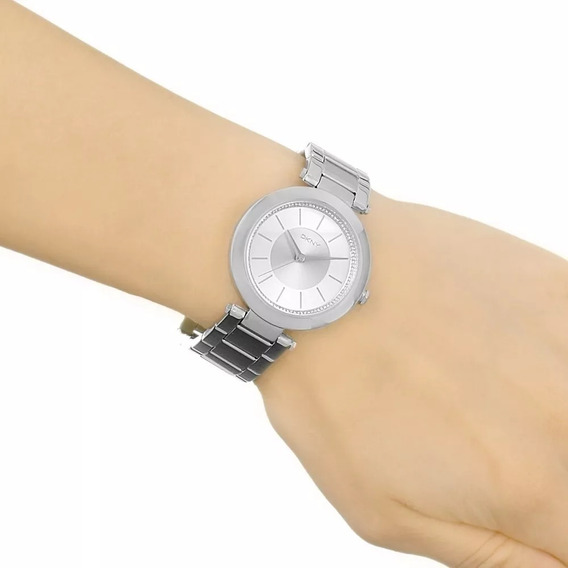 Reloj Dkny Para Dama Orginal Donna Karan / Watch Ny2285