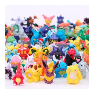 Pokémon Paquete Figuras Coleccionables 24 Piezas + Pikachu