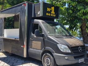 Food Truck Sprinter 14/14 R$120.000