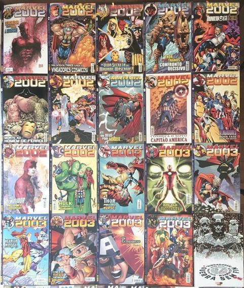 Coleção Marvel Poderosos Novos Vingadores - Panini