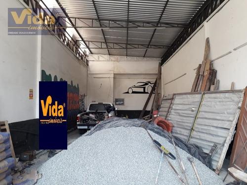 Imagem 1 de 3 de Galpão Para Locação Em Km 18  -  Osasco - 42349