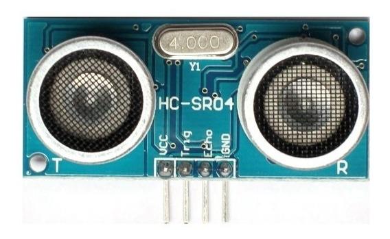Hc-sr04 Sensor Distância Ultrassom P/ Arduino Pic Avr