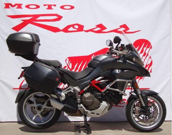 Ducati Multistrada 1200s Equipada